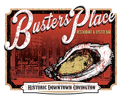 Buster's Logo