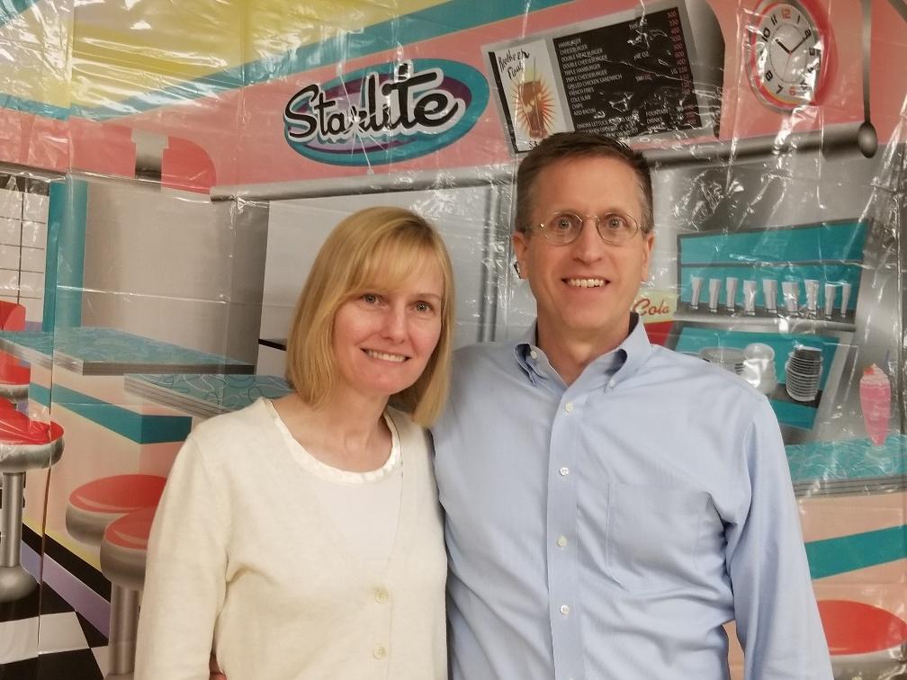 Carolee and Dan