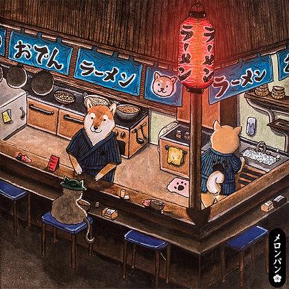 Shiba-Inu Ramen Shop