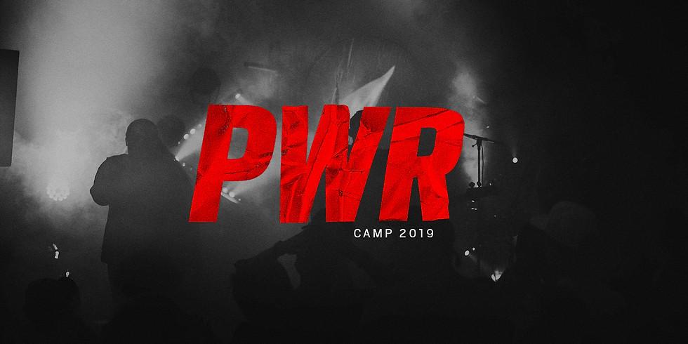 PWR CAMP 2019