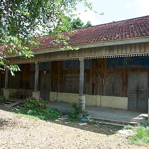 2017 - Cambodja - Scholenbouw O K'Cheay