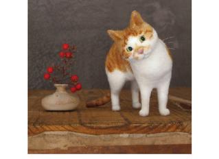 作品集「FELT CATS」2月22日発売