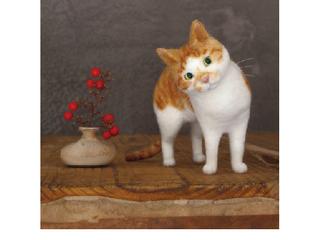 作品集『FELT CATS』在庫について