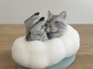 いとしの猫展@watagumo舎