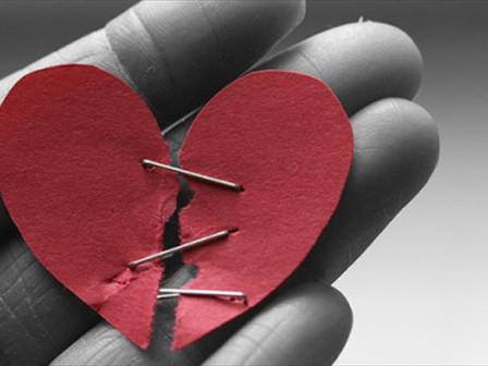 """Tengo el corazón """"partío"""" D. Antonío Machado"""
