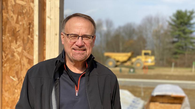 Builder / Developer Fred Zumpano