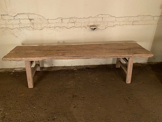 Elm bench [F-B 328]