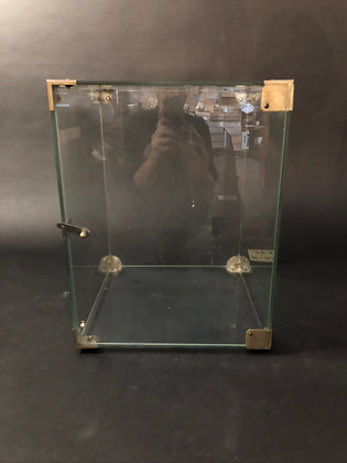 Glass case [H-DS 343]