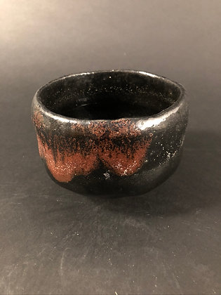 Raku Tea Bowl [TI-C 258]
