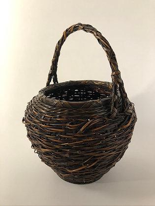 Bamboo basket [TI-B 371]