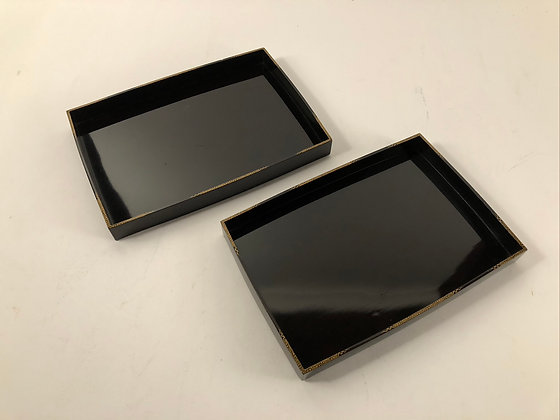 Lacquer Trays (pair) [H-T 218]