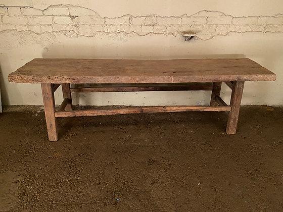 Elm bench [F-B 327]