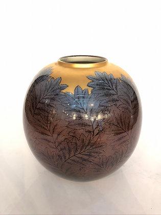 Kutani Vase [H-V 205]