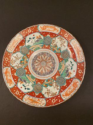 Imari Big Plate [DW-P 416]