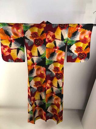 Meisen Kimono [T-K 266]