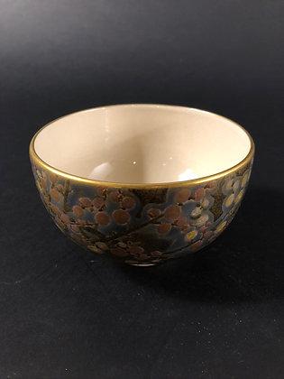 Kutani Tea Bowl [TI-C 156]