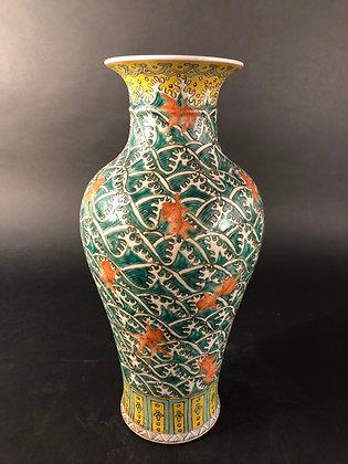 Chinese Ceramic Vase [H-V 322]