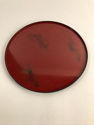 Lacquer Plates (set of five) [H-T 187]