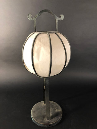 Meiji Bronze Lantern [H-L 317]