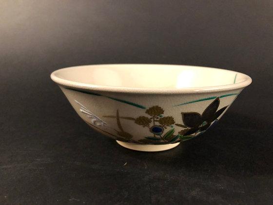 Kyoyaki Tea Bowl [TI-C 266]