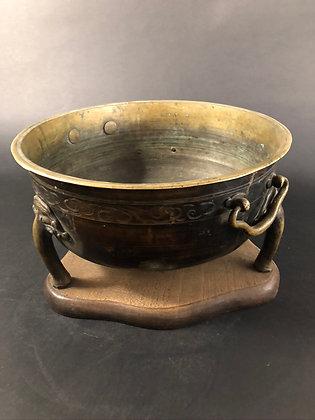 Bronze Hibachi [H-H 241]
