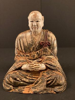 Monk statue [SB-B 146]