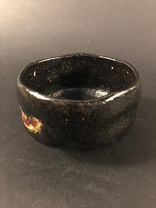 Raku Tea Bowl [TI-C 276]