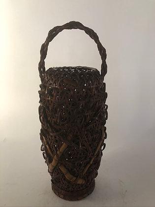 Bamboo basket [TI-B 345]