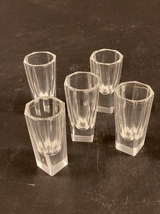 Glass sake Cup [DW-C 341]
