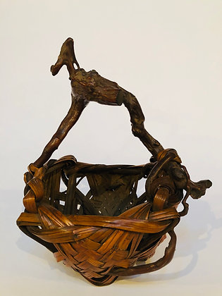 Bamboo Basket [TI-B 105]