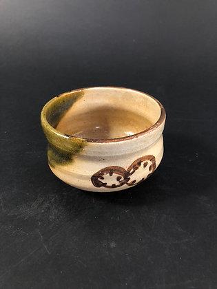 Oribe Tea Bowl [TI-C 215]