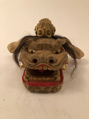 Shishi mask [A-M 255]