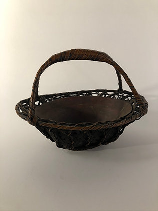 Bamboo basket [TI-B 379]
