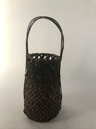 Bamboo basket [TI-B 343]