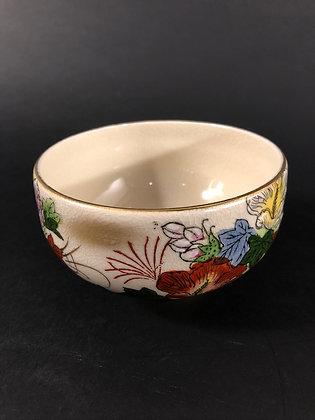 Kyoyaki Tea Bowl [TI-C 247]