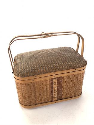 Bamboo Basket [TI-B 309]