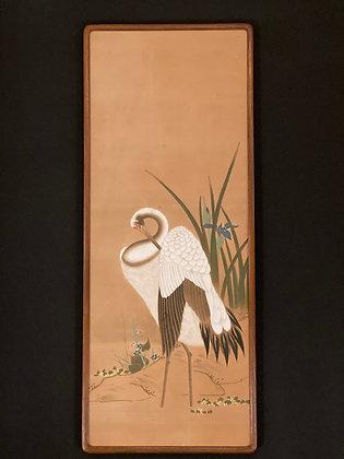 Crane Painting [A-A 219]