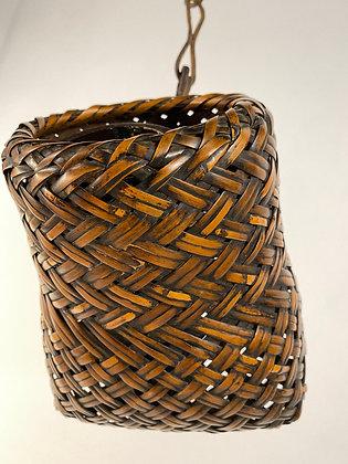 Bamboo hanging Vase [TI-V 415]