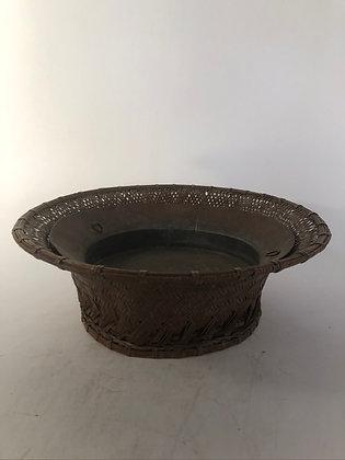 Bamboo basket [TI-B 357]