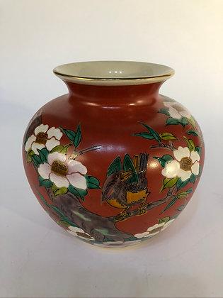 Kutani Vase [H-V 157]