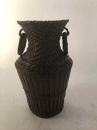 Bamboo basket [TI-B 348]