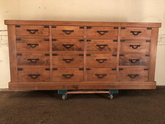 Shop Tansu, 16 drawers [F-T 216]