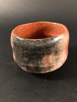 Raku Tea Bowl [TI-C 185]
