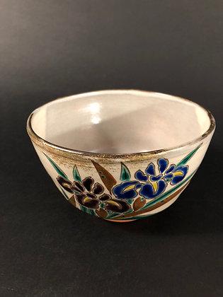 Kyoyaki Tea Bowl [TI-C 249]
