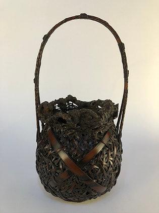 Bamboo Basket [TI-B 114]