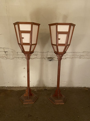 Paper Lanterns (pair) [H-L 468]