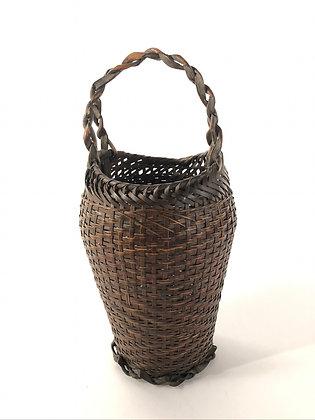 Bamboo basket [TI-B 380]
