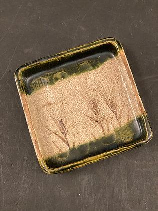 Oribe Plate [DW-P 373]