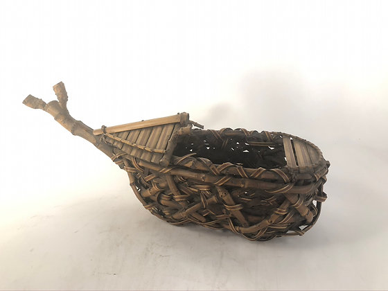Bamboo basket [TI-B 354]