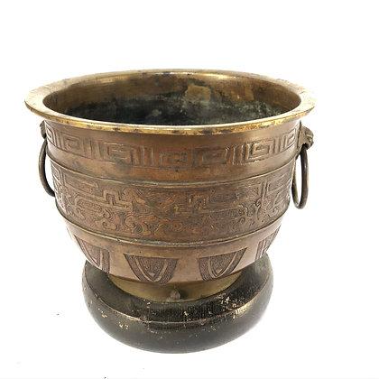 Bronze Hibachi [H-H 177]